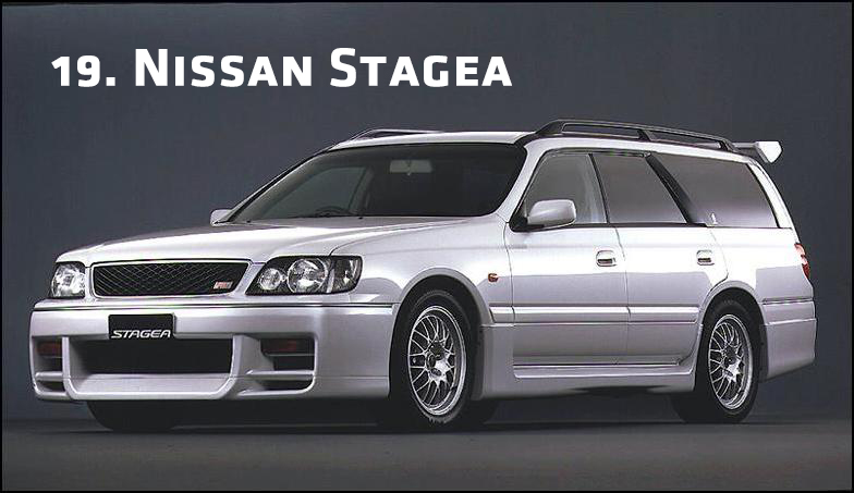 Nissan Stagea 260rs