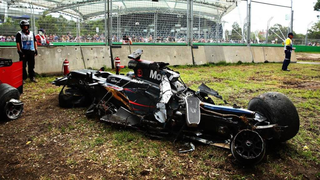 Our experience with Albert Park turned out to be fairly similar to Alonso's...